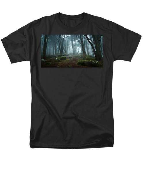 Into The Light Men's T-Shirt  (Regular Fit) by Jorge Maia