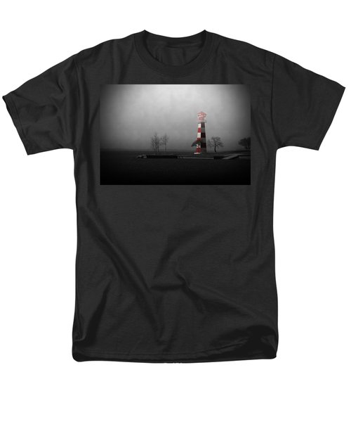 Into The Light Men's T-Shirt  (Regular Fit) by Trish Mistric