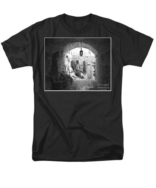 Into The Light Men's T-Shirt  (Regular Fit) by Victoria Harrington