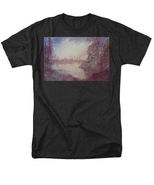 Into The Storm Men's T-Shirt  (Regular Fit) by Richard Faulkner