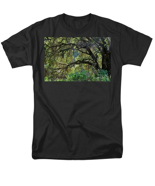 Into The Woods Men's T-Shirt  (Regular Fit) by Susan Wiedmann