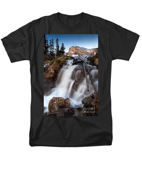 Isabelle Falls Men's T-Shirt  (Regular Fit) by Steven Reed