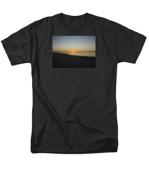 Men's T-Shirt  (Regular Fit) featuring the photograph Island Sunset by Robert Nickologianis