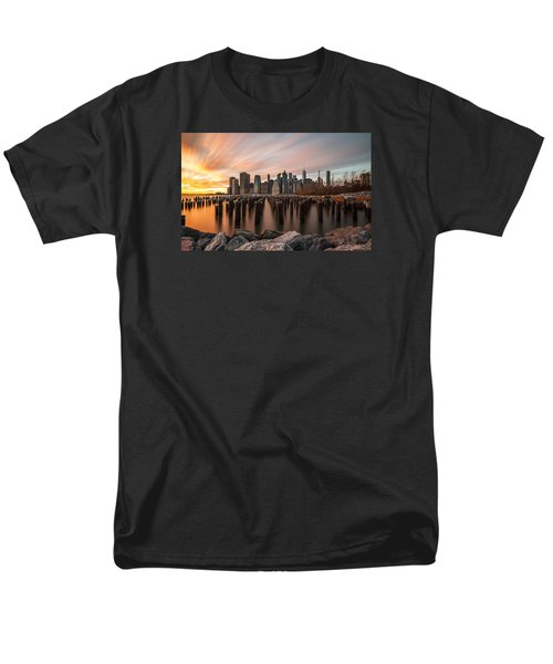 Its A New Year  Men's T-Shirt  (Regular Fit) by Anthony Fields