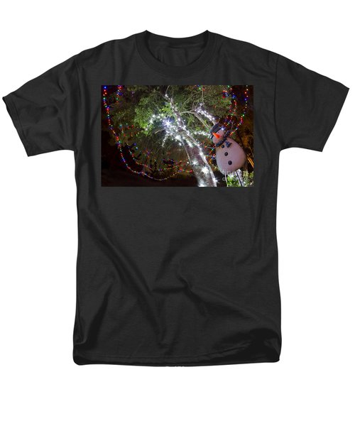 Its Christmas Time Again Men's T-Shirt  (Regular Fit) by Gary Holmes