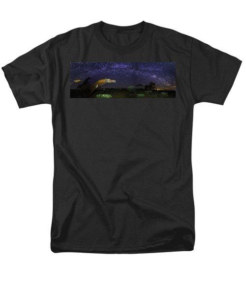Its Made Of Stars Men's T-Shirt  (Regular Fit)