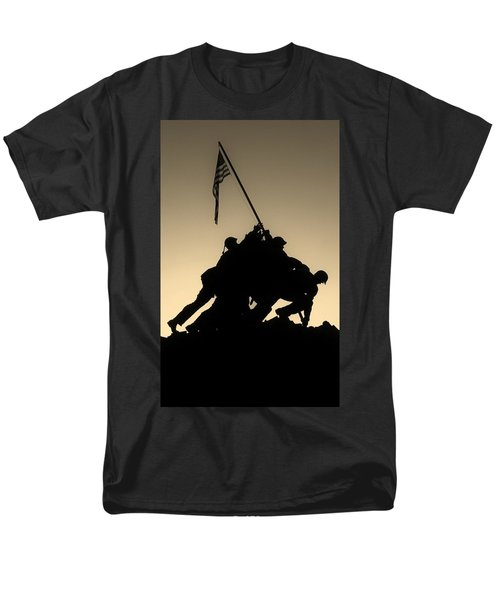 Iwo Men's T-Shirt  (Regular Fit) by Robert Geary