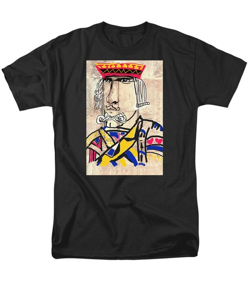 Jack The King Men's T-Shirt  (Regular Fit) by Joe Jake Pratt