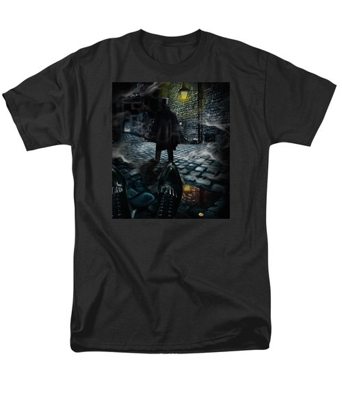 Jack The Ripper Men's T-Shirt  (Regular Fit) by Alessandro Della Pietra