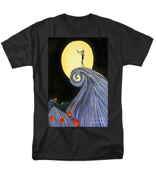 Jack's Lament Men's T-Shirt  (Regular Fit) by Marisela Mungia