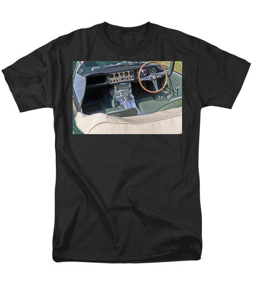 Jaguar E-type Series 1 Men's T-Shirt  (Regular Fit) by Maj Seda