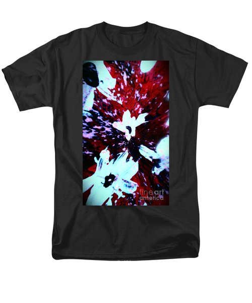 Men's T-Shirt  (Regular Fit) featuring the painting Jasmine In My Mind  by Jacqueline McReynolds