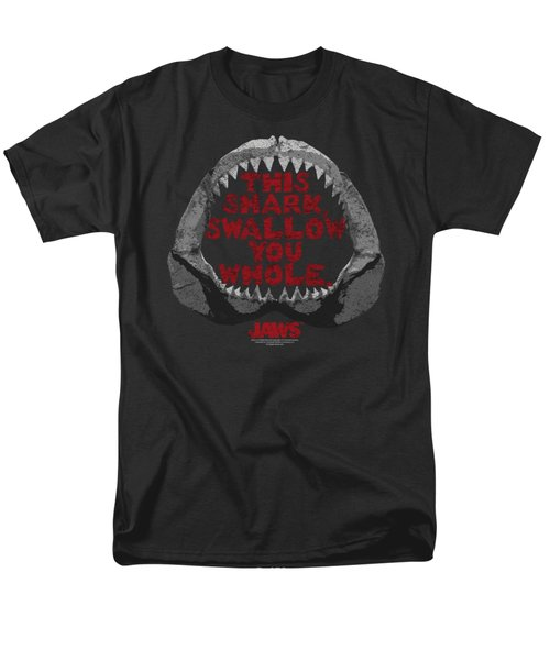 Jaws - This Shark Men's T-Shirt  (Regular Fit) by Brand A