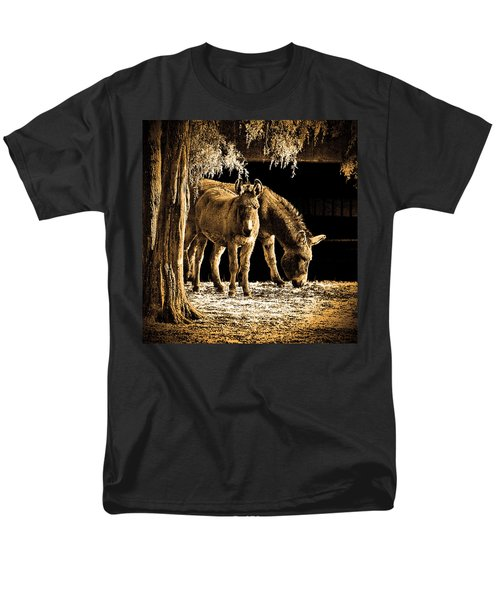 Jenny N Jack Men's T-Shirt  (Regular Fit) by Robert Geary