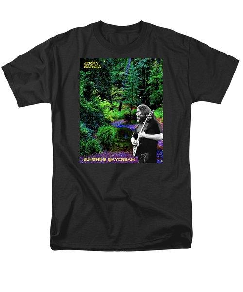 Men's T-Shirt  (Regular Fit) featuring the photograph Jerry's Sunshine Daydream by Ben Upham