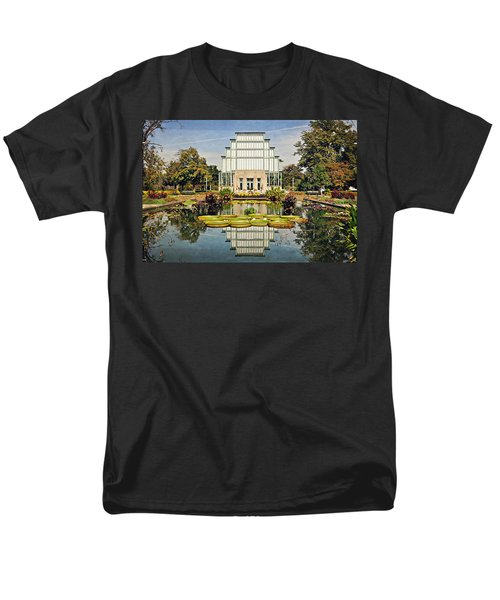 Men's T-Shirt  (Regular Fit) featuring the photograph Jewel Box 1 by Marty Koch