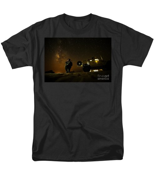 Joint Terminal Attack Controller Men's T-Shirt  (Regular Fit) by Paul Fearn