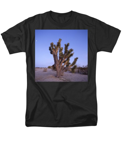 Solitude Of The Joshua Tree Men's T-Shirt  (Regular Fit) by Shaun Higson