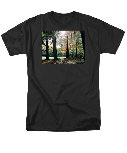 Just A Glimpse Of Sunlight Men's T-Shirt  (Regular Fit) by Rita Brown