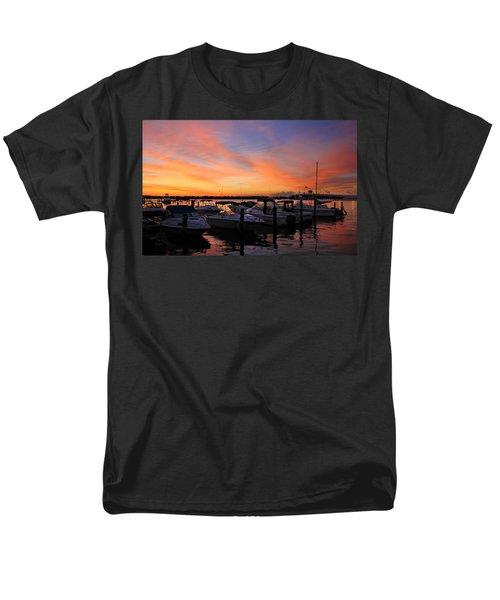 Just Before Dawn Men's T-Shirt  (Regular Fit) by Roger Becker