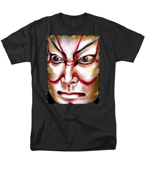 Kabuki One Men's T-Shirt  (Regular Fit) by Hiroko Sakai