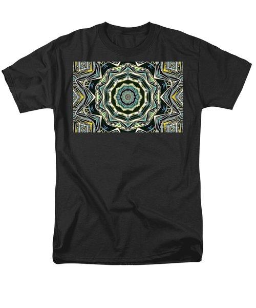 Men's T-Shirt  (Regular Fit) featuring the photograph Kaleidoscope by Oksana Semenchenko