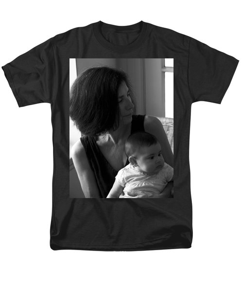 Kiara And Her Ami Men's T-Shirt  (Regular Fit) by Joe Schofield
