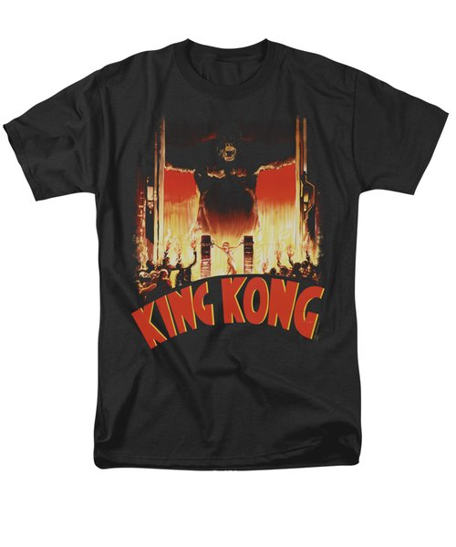 King Kong - At The Gates Men's T-Shirt  (Regular Fit)