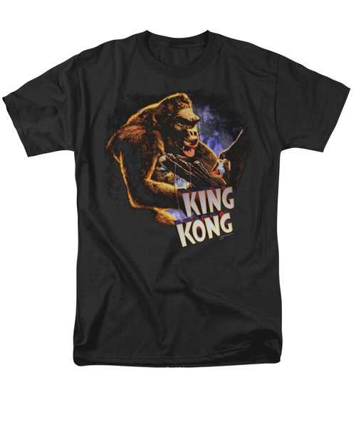 King Kong - Kong And Ann Men's T-Shirt  (Regular Fit)