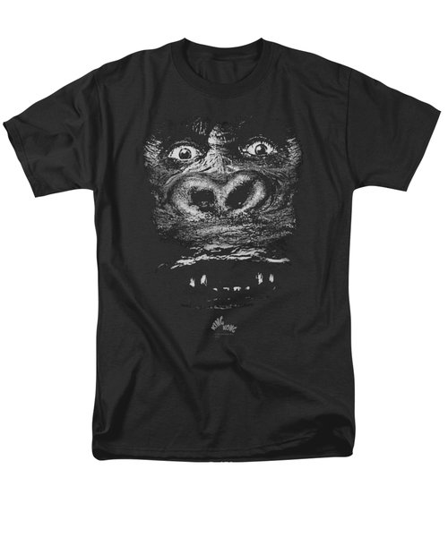 King Kong - Up Close Men's T-Shirt  (Regular Fit)