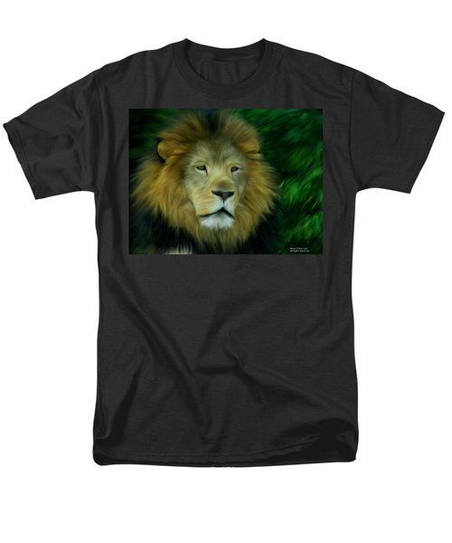 King Men's T-Shirt  (Regular Fit) by Maria Urso