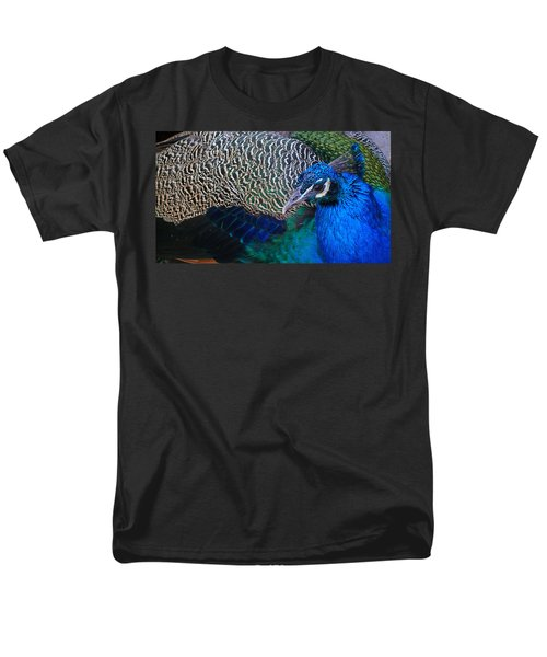 King Of Colors Men's T-Shirt  (Regular Fit) by Evelyn Tambour