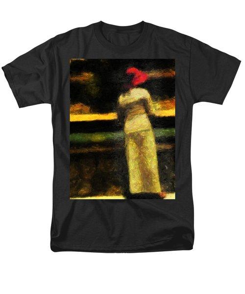 Koi Dream Men's T-Shirt  (Regular Fit) by William Horden