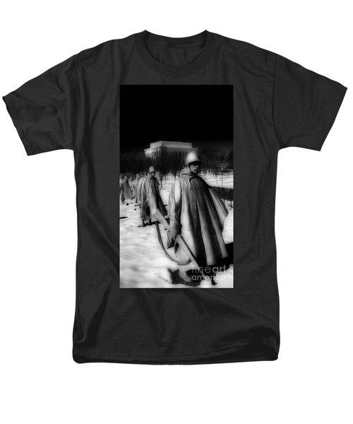 Korean Memorial Men's T-Shirt  (Regular Fit) by Skip Willits