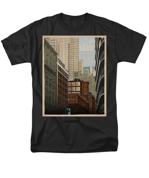 Labyrinth Men's T-Shirt  (Regular Fit) by Meg Shearer
