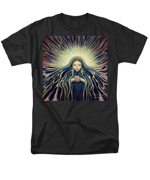 Lady Of Light Men's T-Shirt  (Regular Fit)