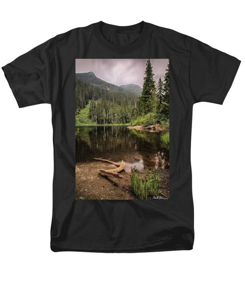 Lake Elizabeth Men's T-Shirt  (Regular Fit)