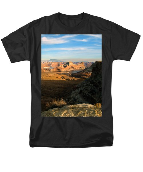 Lake Powell From Alstrum Pt 02 Men's T-Shirt  (Regular Fit)