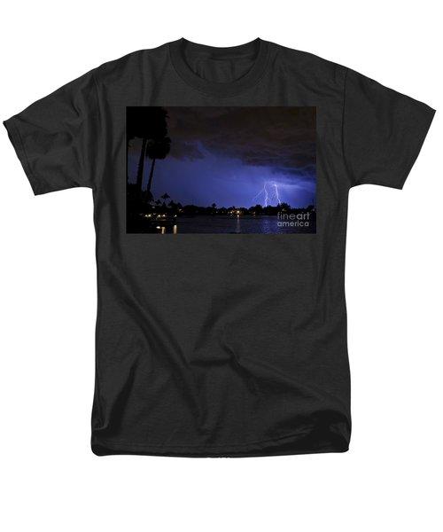 Lake Weatherly  Men's T-Shirt  (Regular Fit) by Quinn Sedam