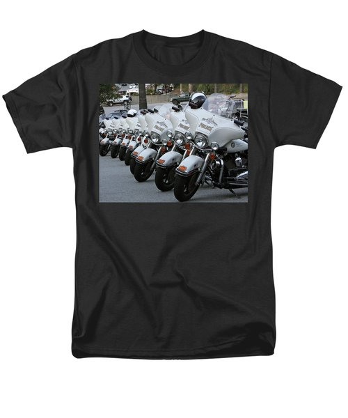 Men's T-Shirt  (Regular Fit) featuring the photograph La's Finest by Shoal Hollingsworth