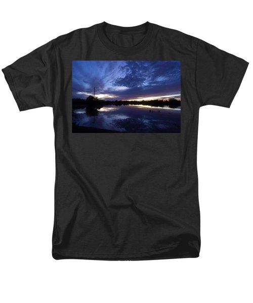 Last Light Men's T-Shirt  (Regular Fit) by Tam Ryan