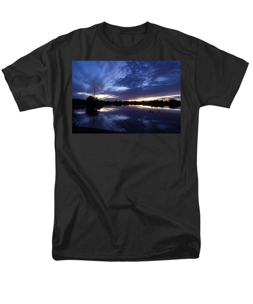 Men's T-Shirt  (Regular Fit) featuring the photograph Last Light by Tam Ryan