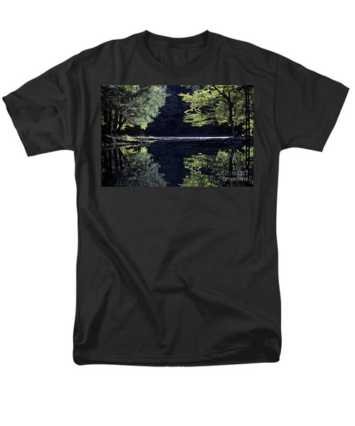 Late Afternoon Reflection Men's T-Shirt  (Regular Fit) by Kevin McCarthy