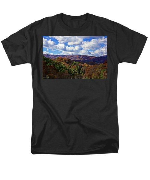 Late Autumn Beauty Men's T-Shirt  (Regular Fit) by Tom Culver