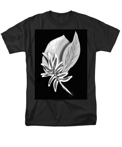 Leaf Ray Men's T-Shirt  (Regular Fit)