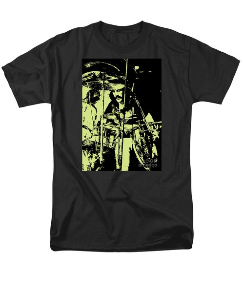 Led Zeppelin No.05 Men's T-Shirt  (Regular Fit) by Caio Caldas