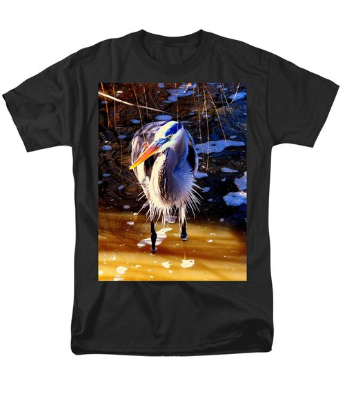 Men's T-Shirt  (Regular Fit) featuring the photograph Legs by Faith Williams