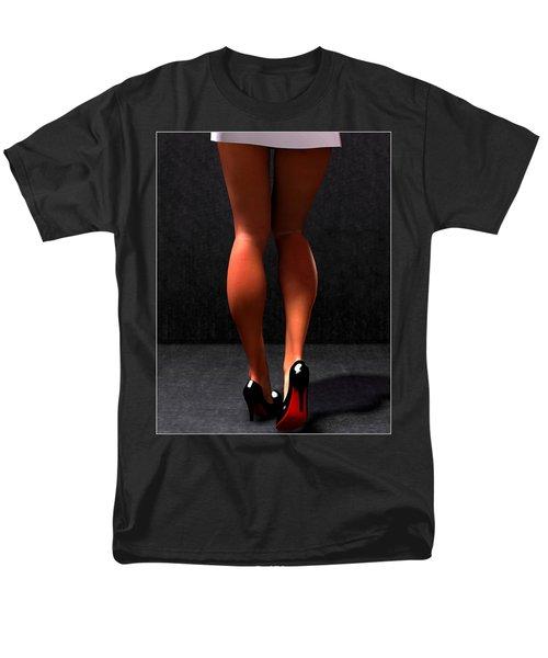 Men's T-Shirt  (Regular Fit) featuring the digital art Legs... by Tim Fillingim