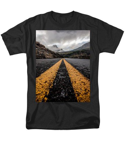 Less Traveled Men's T-Shirt  (Regular Fit)