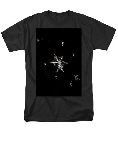 Let It Snow Men's T-Shirt  (Regular Fit)